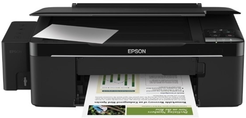 Epson l200 драйвер скачать для windows 10