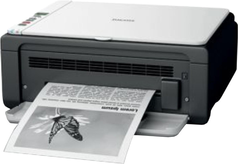 Ricoh Aficio Sp 100su Multi Function Printer Ricoh