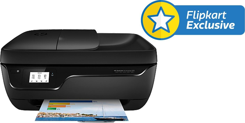 HP DeskJet Ink Advantage 3835 All in One Multi function Wireless