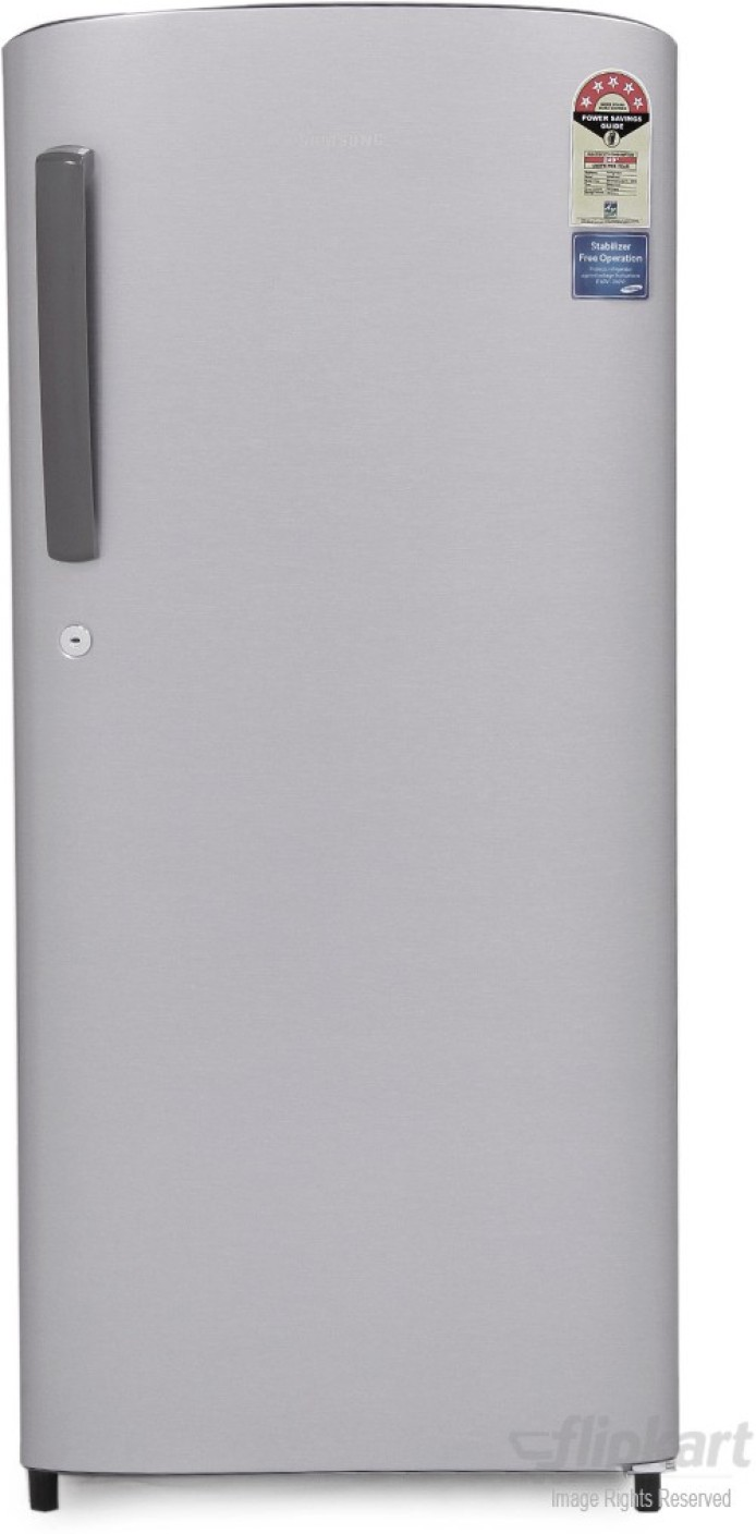 Samsung 192 L Direct Cool Single Door 4 Star Refrigerator