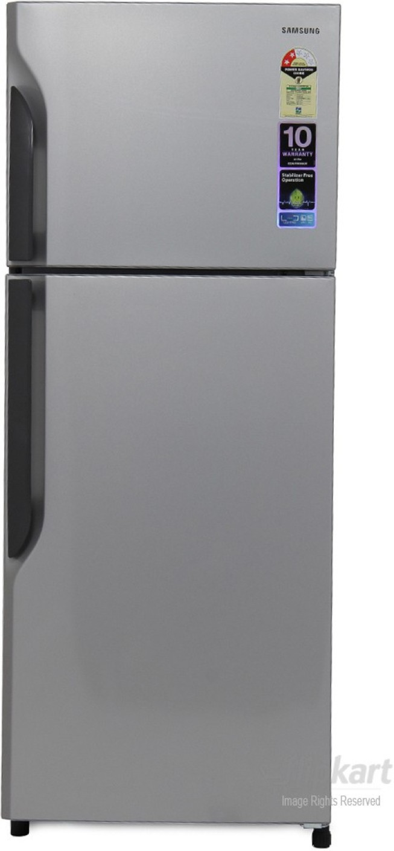 Samsung 255 L Frost Free Double Door 2 Star Refrigerator