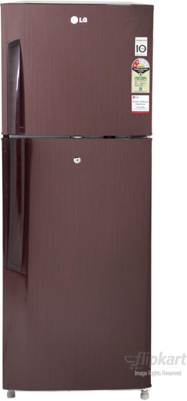 Lg 240 L Frost Free Double Door 2 Star Refrigerator Online