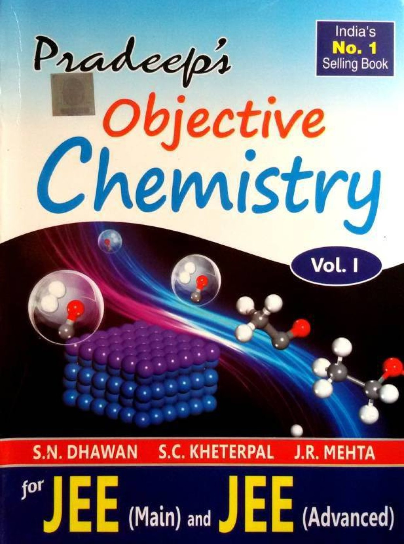 Pradeep s objective chemistry volume i ii add to cart