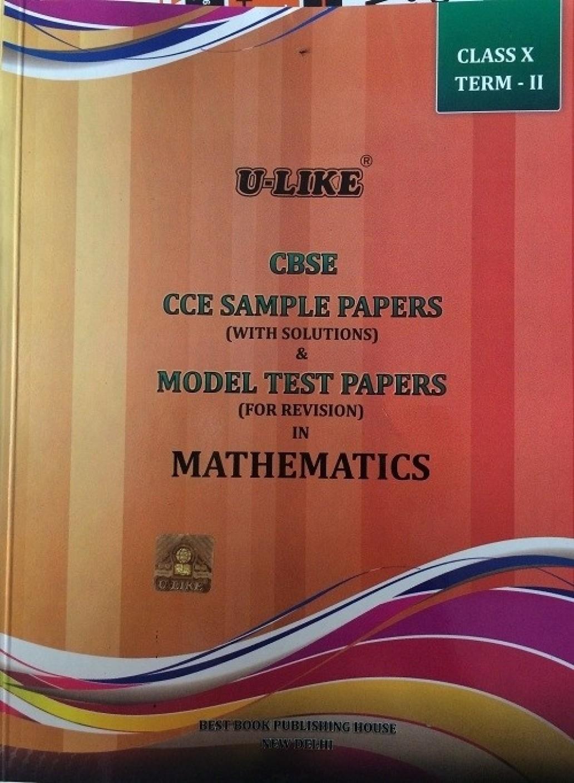 secondard mathmatical booklet analysis essay