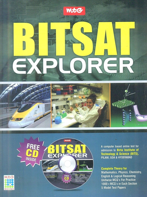 MTG BITSAT Explorer (With CD) Price in India - Buy MTG ...