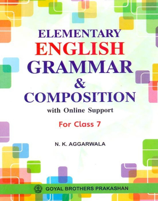 Elementary English Grammar & Composition Class - 7. Share