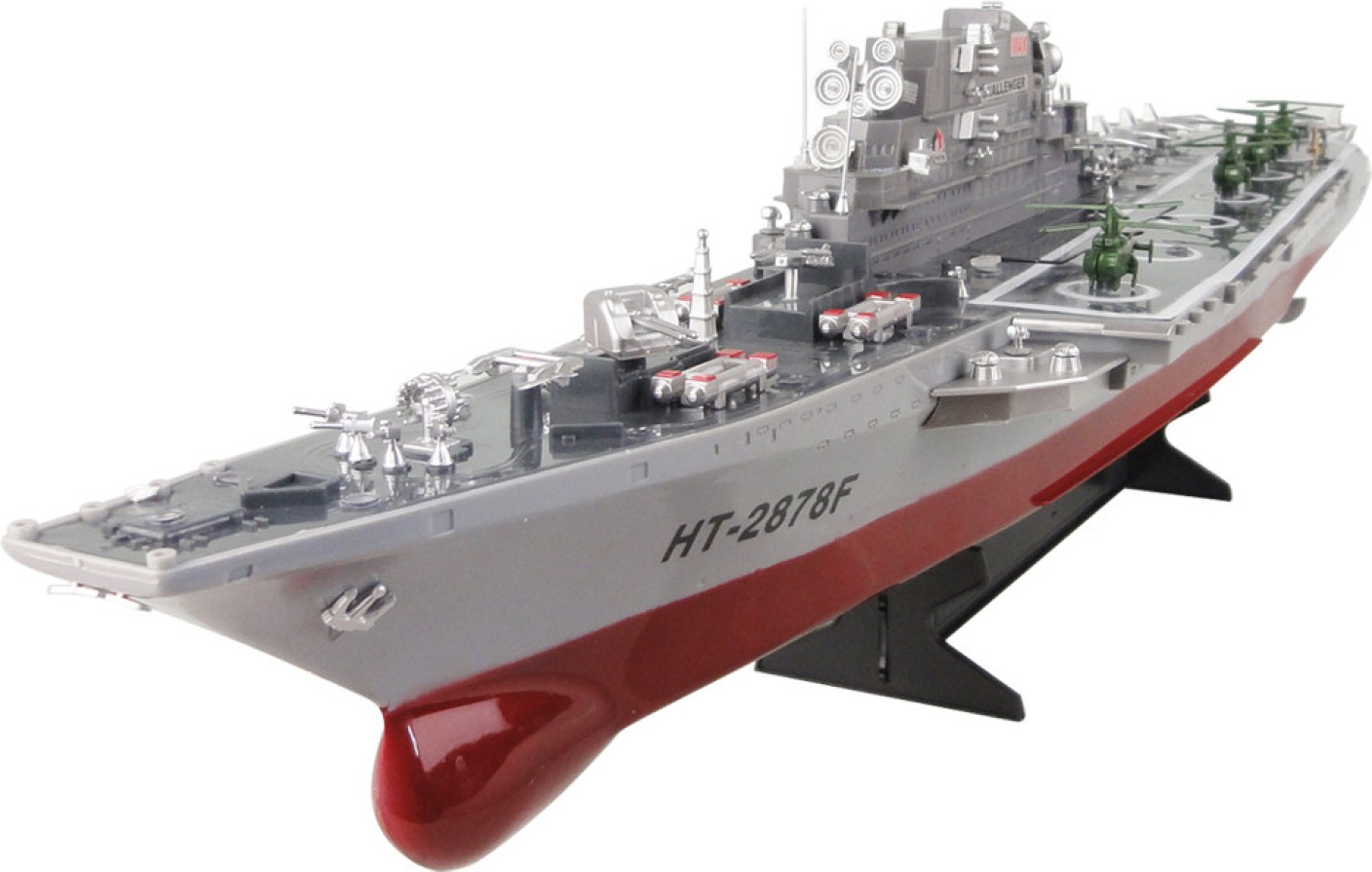 RCS Toys Remote Control Aircraft Carrier - Remote Control ...