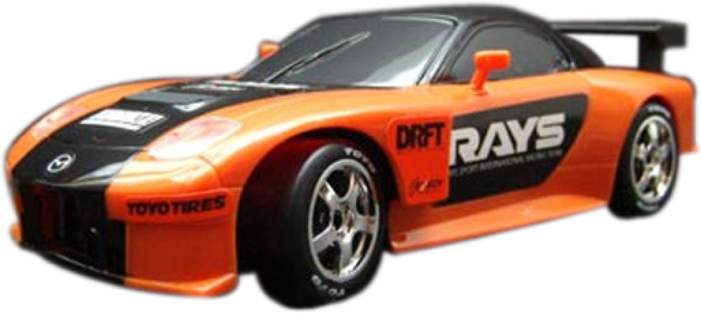 Alkaline Battery Operated Remote Control Cars