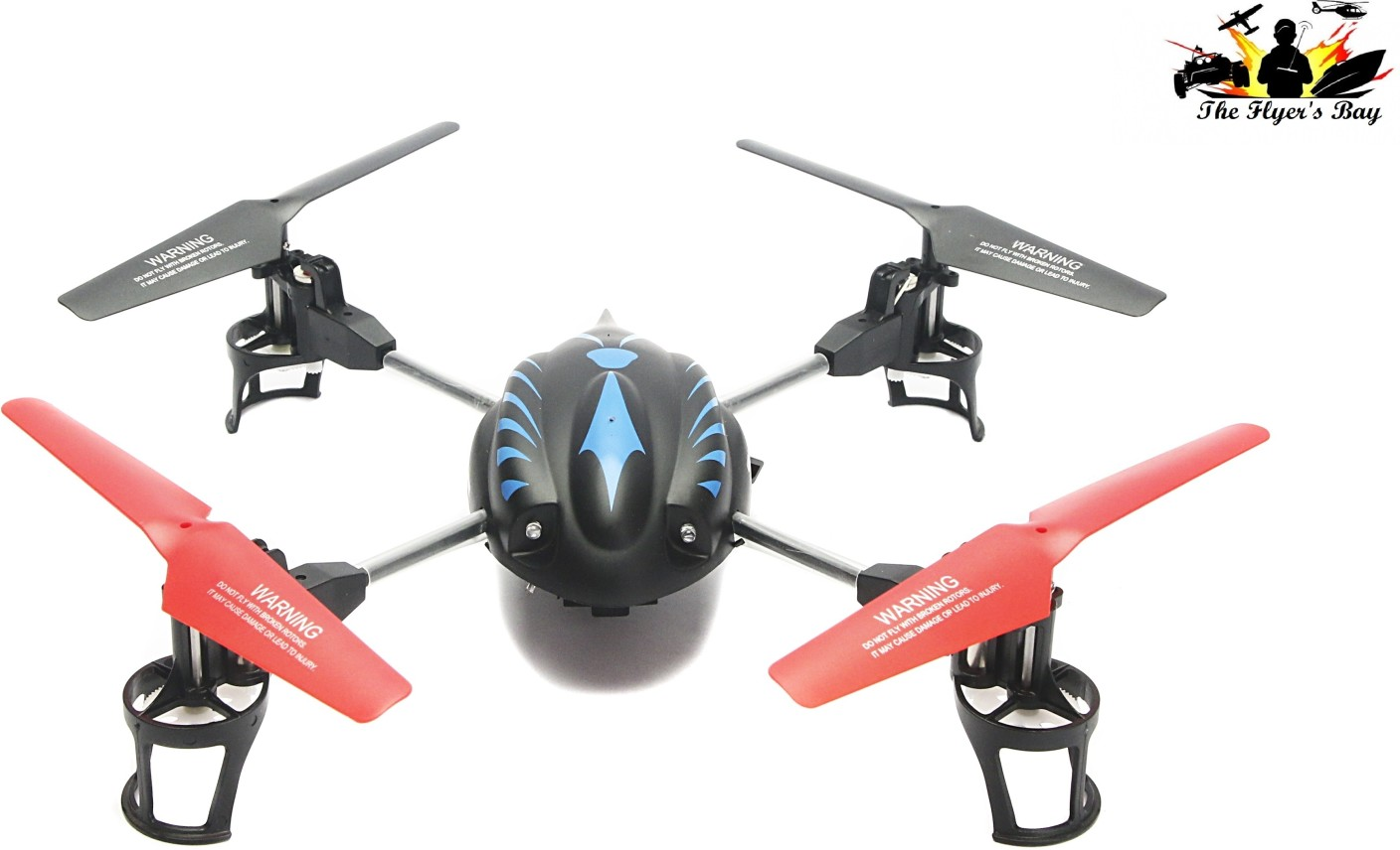 the flyer u0027s bay the flyer u0027s bay 2 4 ghz drone with camera the