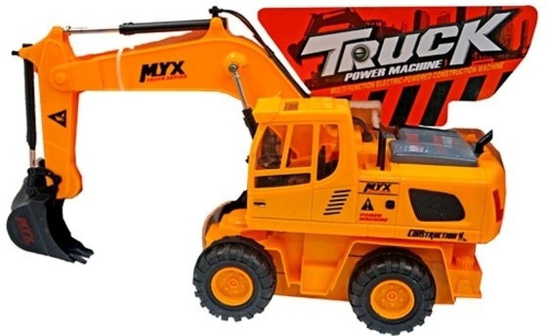 Smartkshop multi function rc crane excavator model