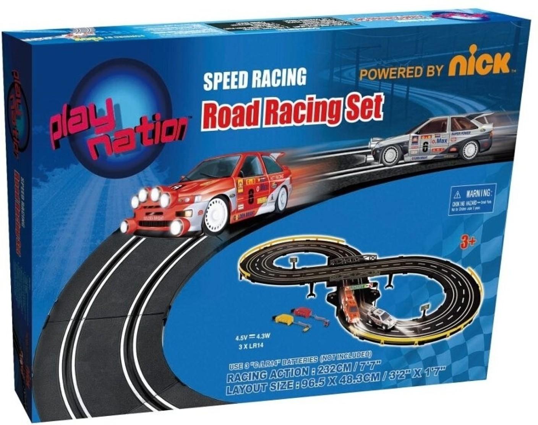 Play nation speedy road racing set