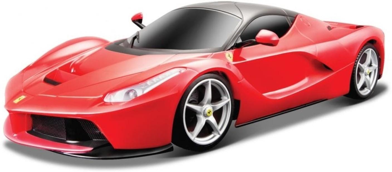 maisto 1 24 rc la ferrari red remote control toy car 1. Black Bedroom Furniture Sets. Home Design Ideas