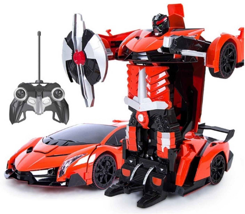 aibani mz transformers 2319p lockdown rc robot car lamborghini