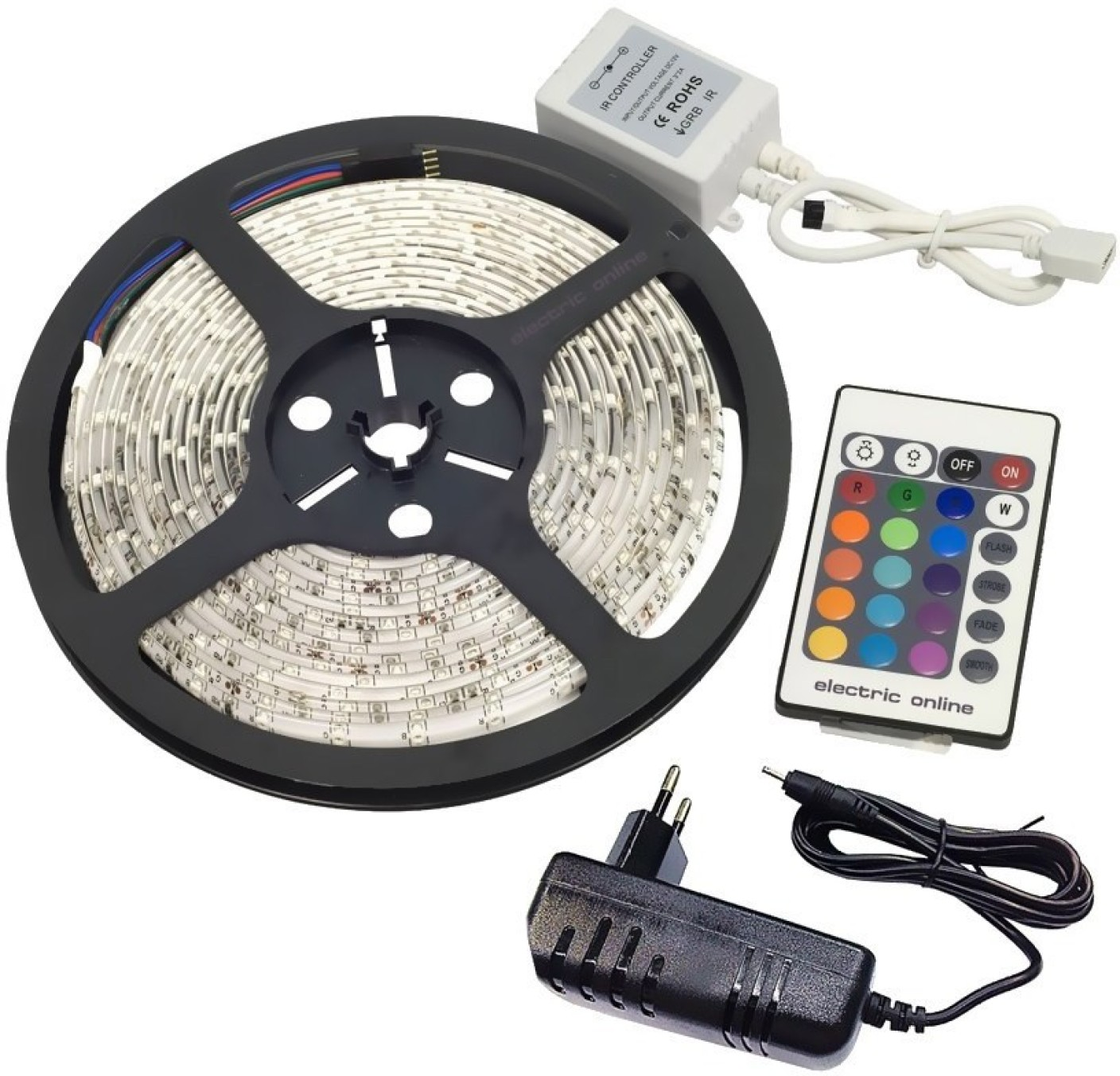 Home Delight 197 Inch Multicolor Rice Lights Price In