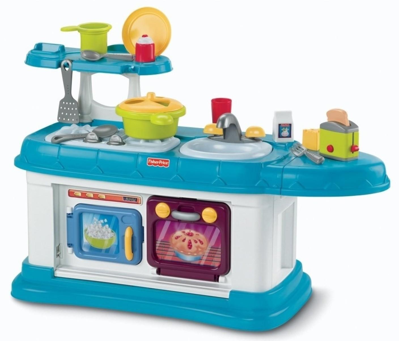 Kitchen Set Toys Online India: Fisher-Price Grow-with-me Kitchen