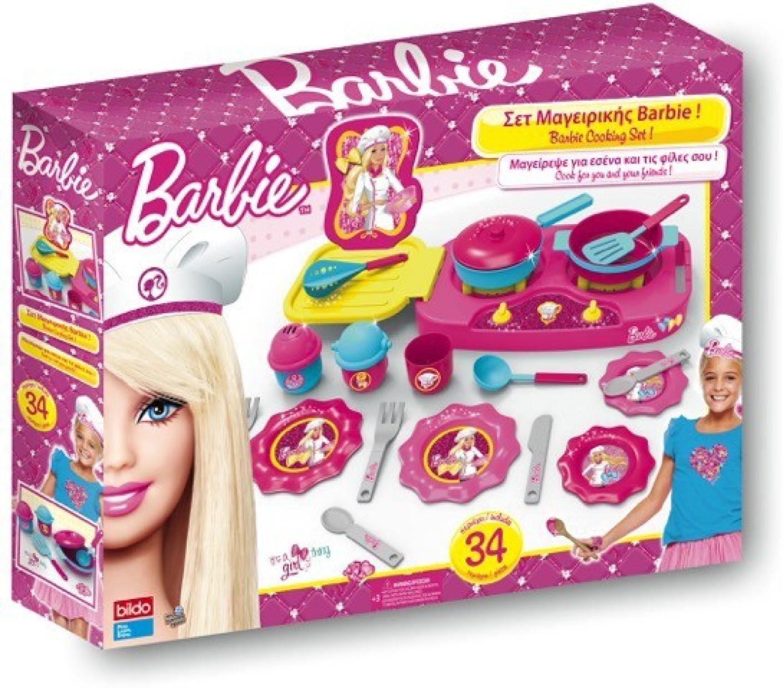 Kitchen Set Toys Online India: Barbie Barbie Kitchen Set