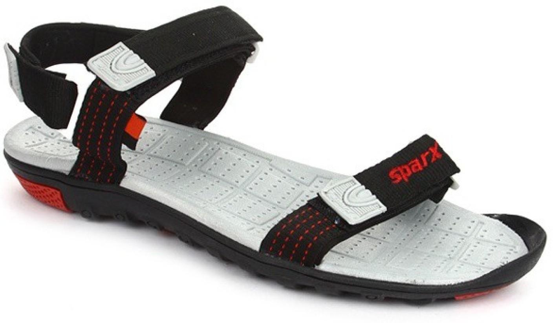 Sparx Men Black Sandals Buy Black Color Sparx Men Black