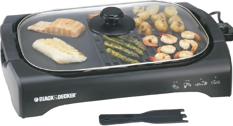 black and decker 4 in 1 multipurpose grill manual