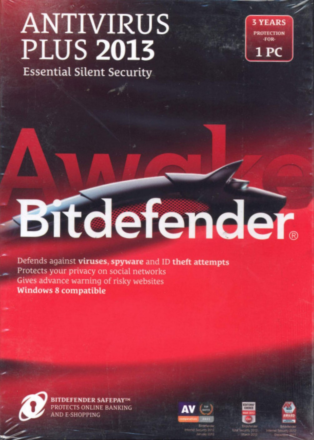 Bitdefender Antivirus Plus 2013 1 PC 3 Years - Buy Bitdefender Antivirus Plus 2013 1 PC 3 Years ...