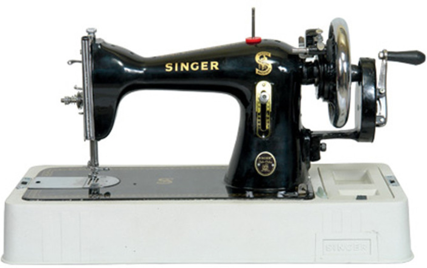 Singer Tailor Deluxe Manual Sewing Machine Price in India ...