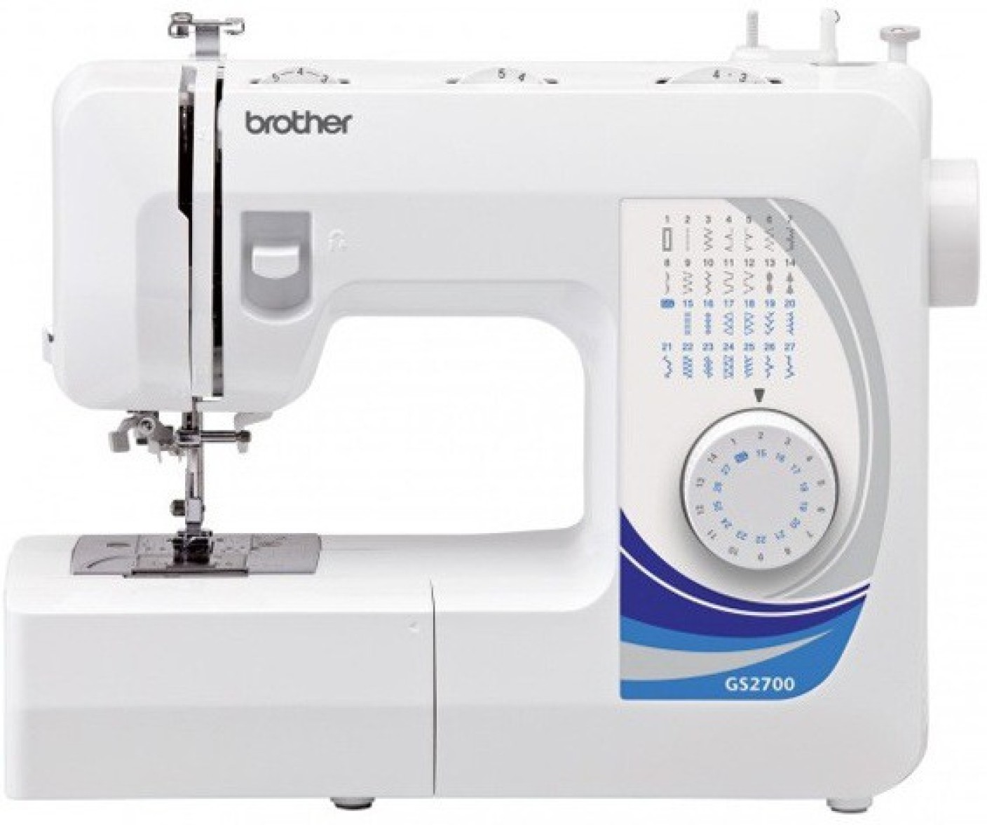 Brother GS 2700 with extension table Electric Sewing ...