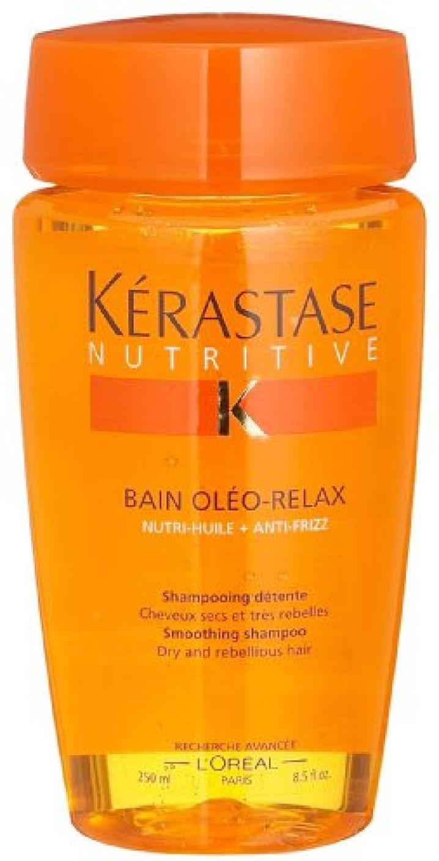 Kerastase nutritive bain oleo relax smoothing shampoo for Kerastase bain miroir reviews