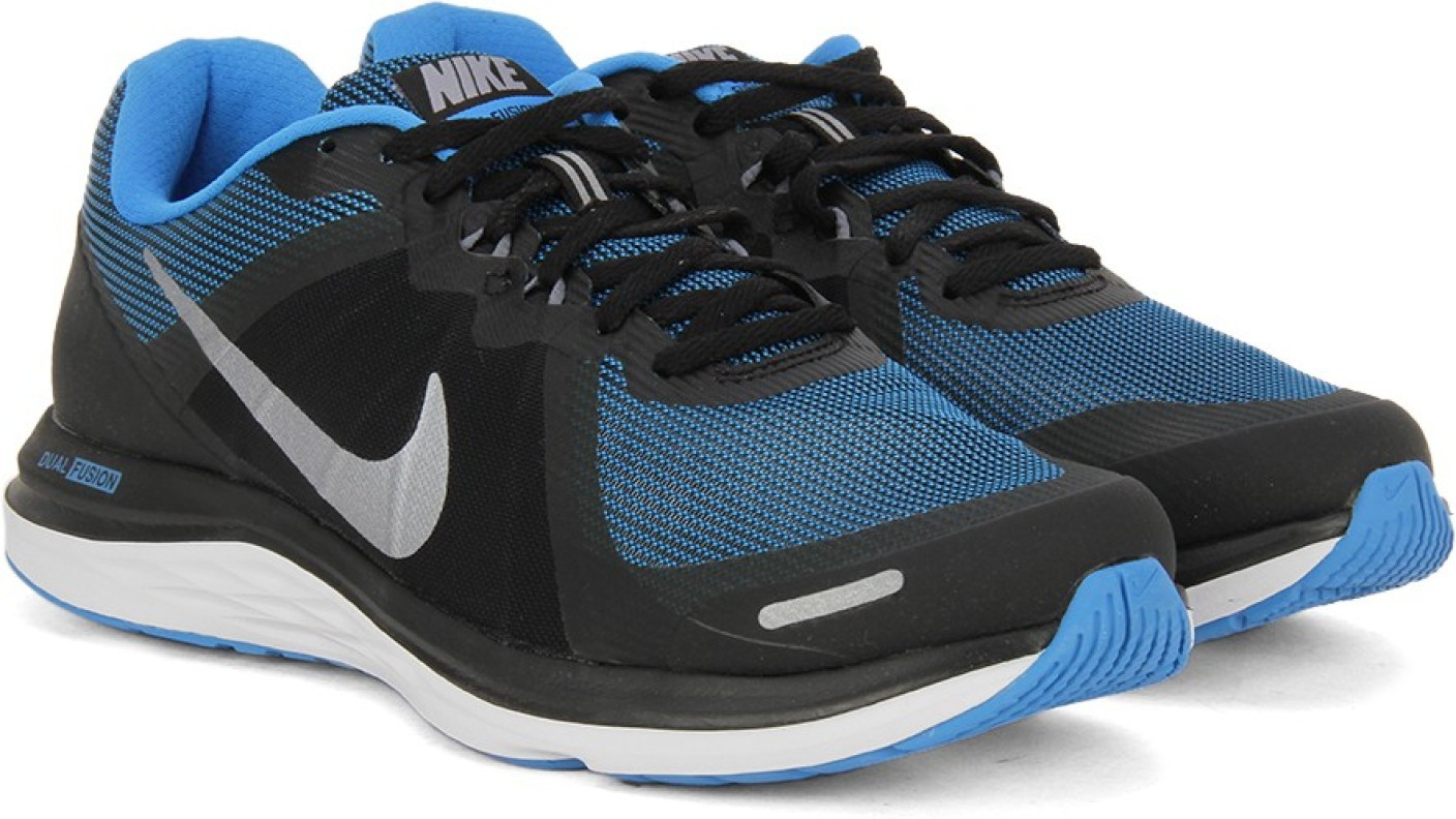 Nike DUAL FUSION X 2 Running Shoes For Men. Share