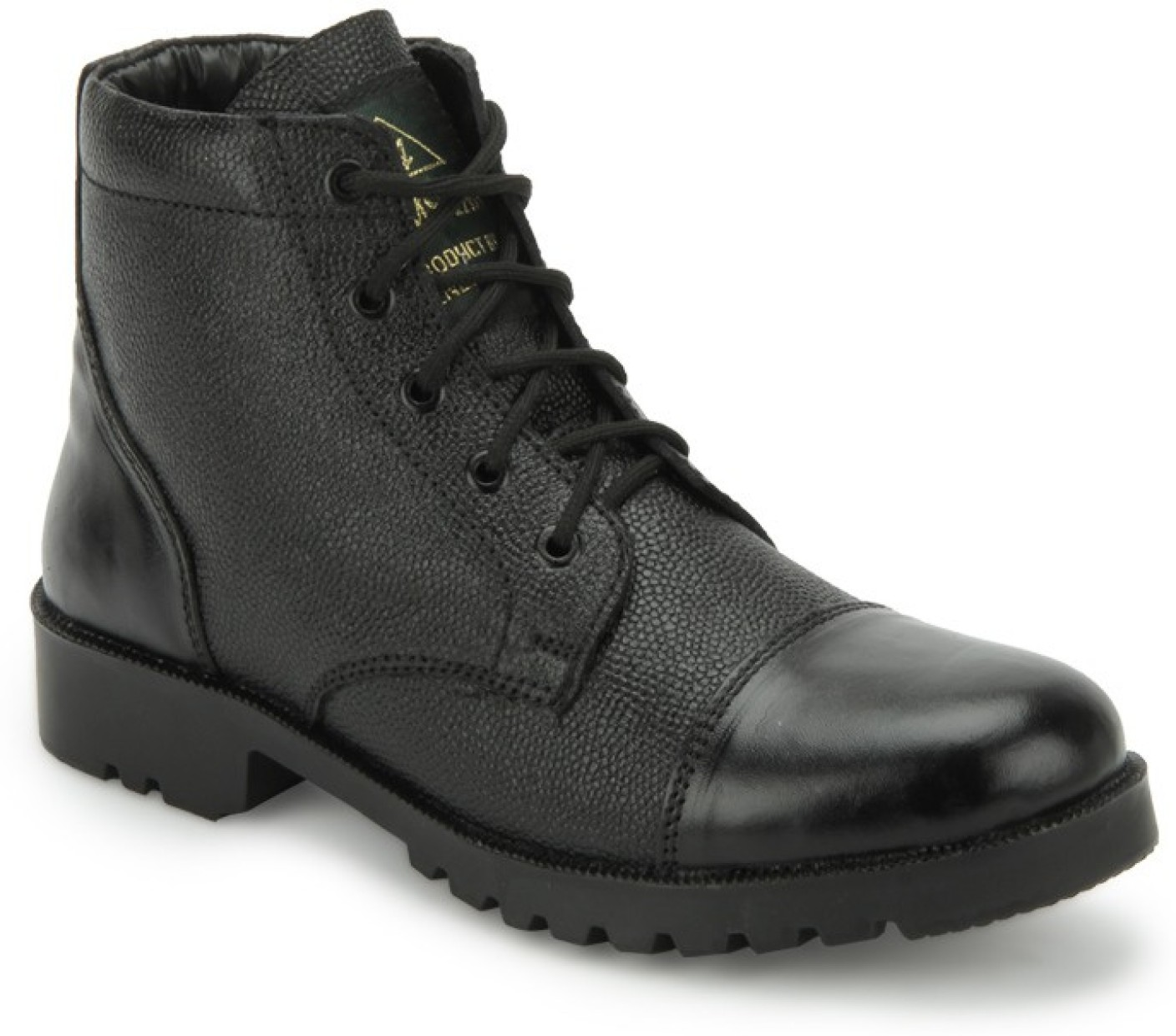 Indian Army Leather Shoes