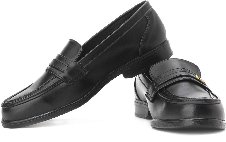 fortune armani slip on shoes for men buy black color