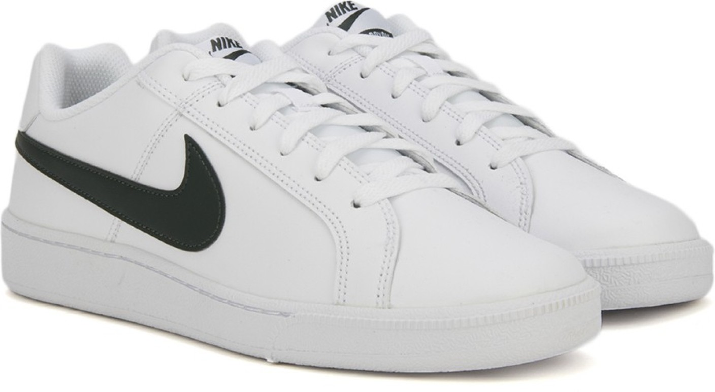 Nike Court Royale Sneakers For Men - Buy Whitegrove Green Color Nike -8827