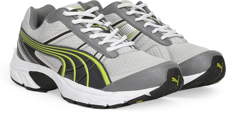 Puma Vectone IDP Running Shoes For Men - Buy Puma Black