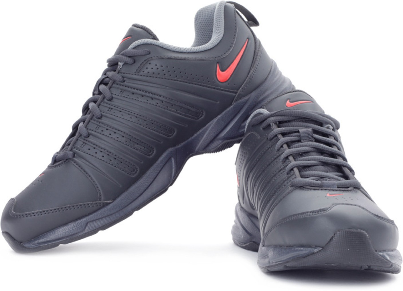 Nike T Lite X Sl Training Amp Gym Shoes For Men Buy Black Red Color Nike T Lite X Sl Training