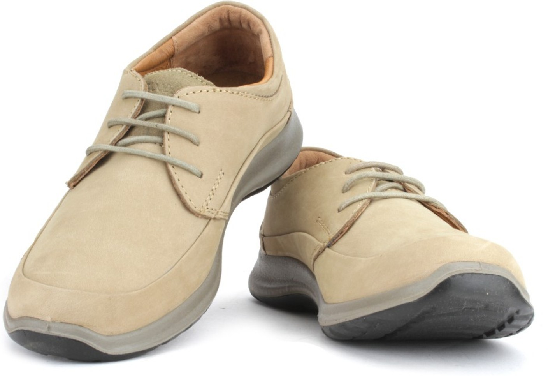 Woodland Men Corporate Casuals For Men Buy Khaki Color