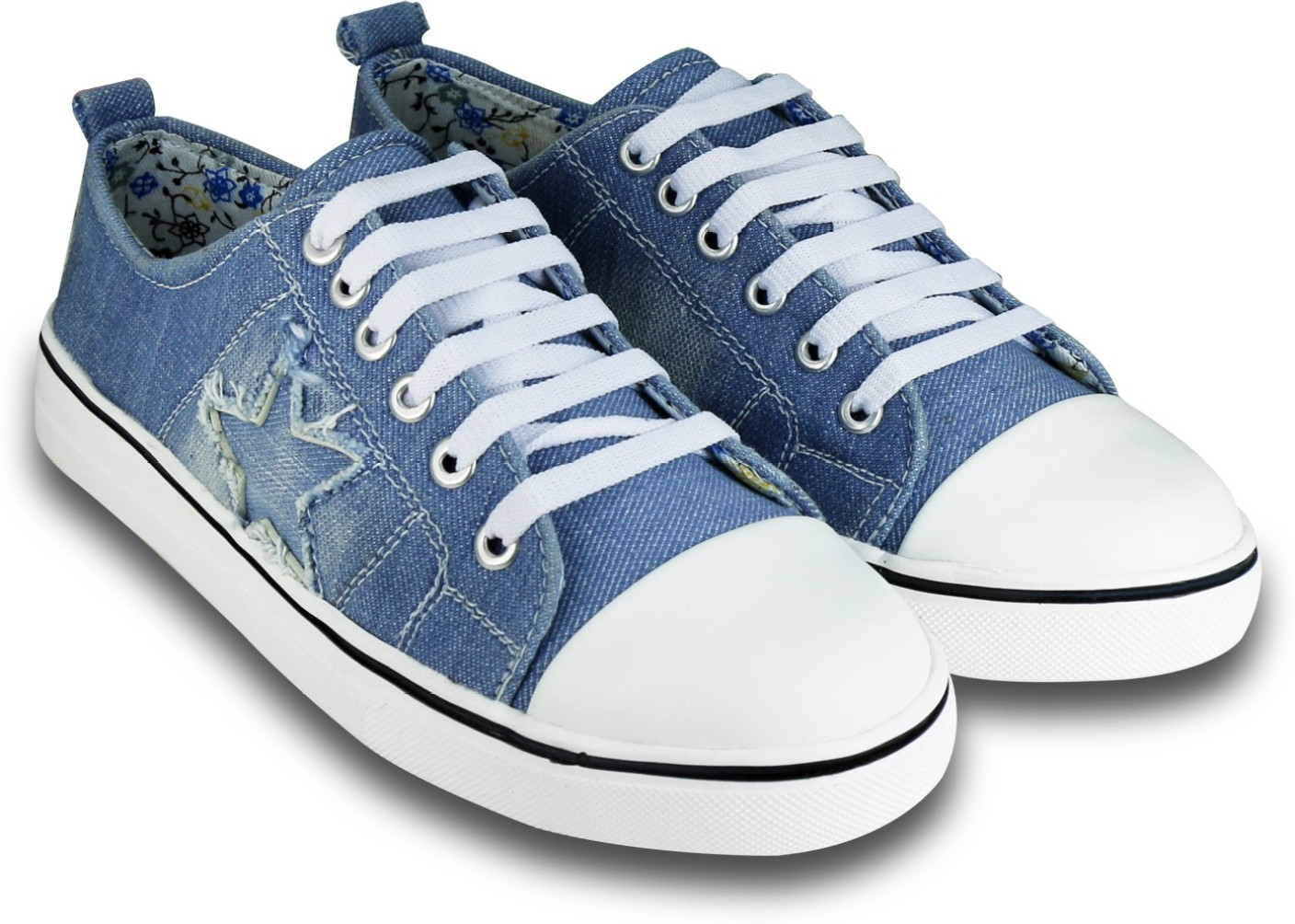 Beonza Sneakers For Women - Buy Blue Color Beonza Sneakers ...
