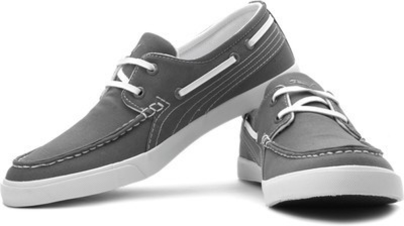 puma yacht cvs idp boat shoes for men