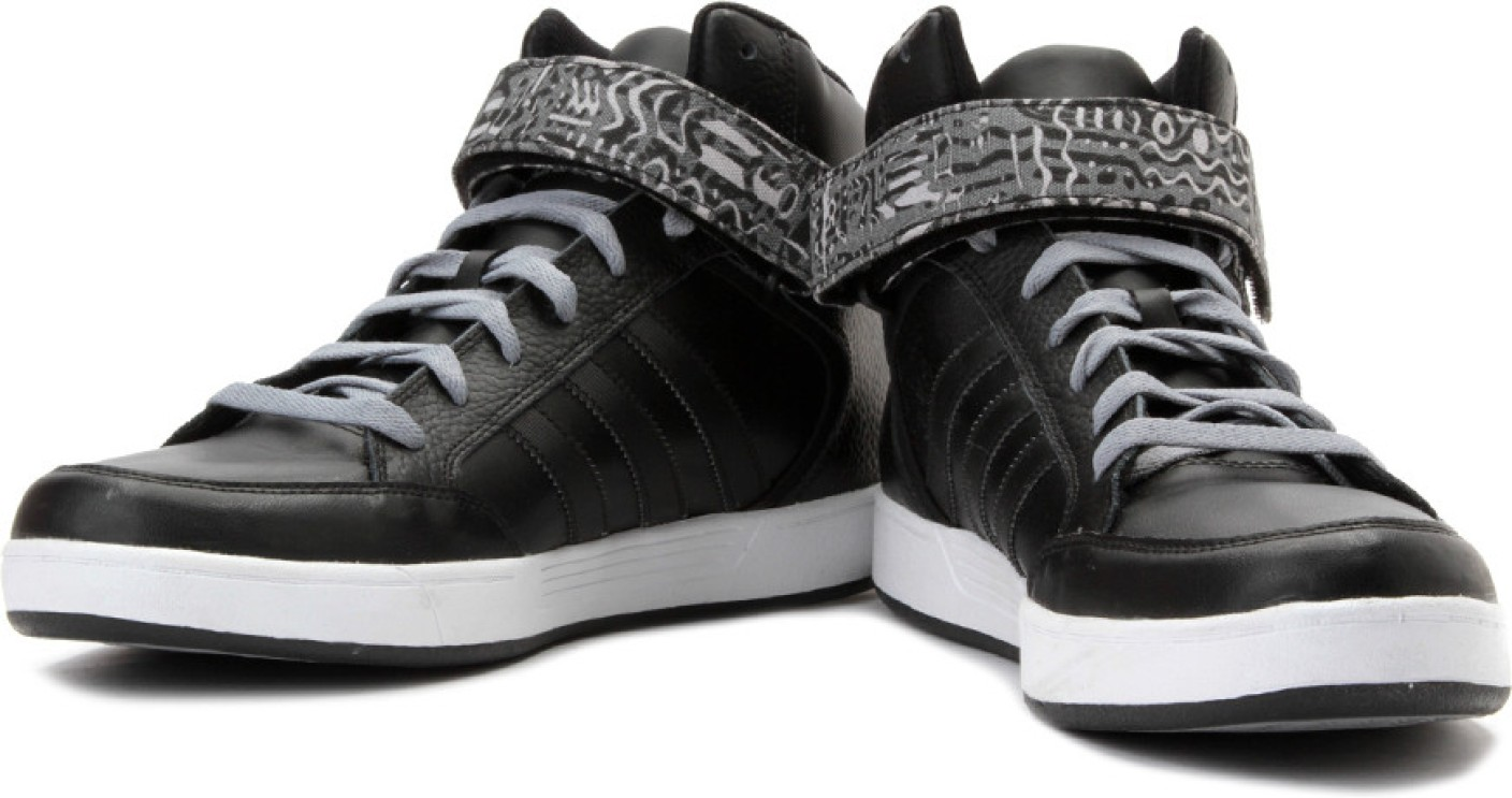 adidas varial mid ankle sneakers. Black Bedroom Furniture Sets. Home Design Ideas