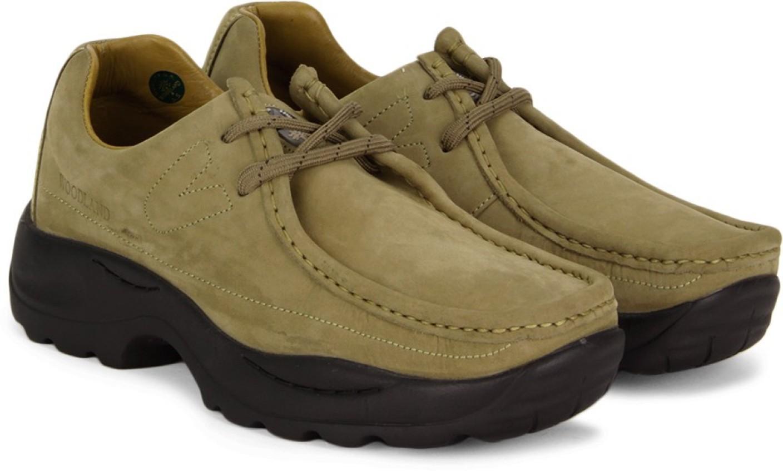 Woodland Men Outdoor Shoes For Men - Buy KHAKI Color ...