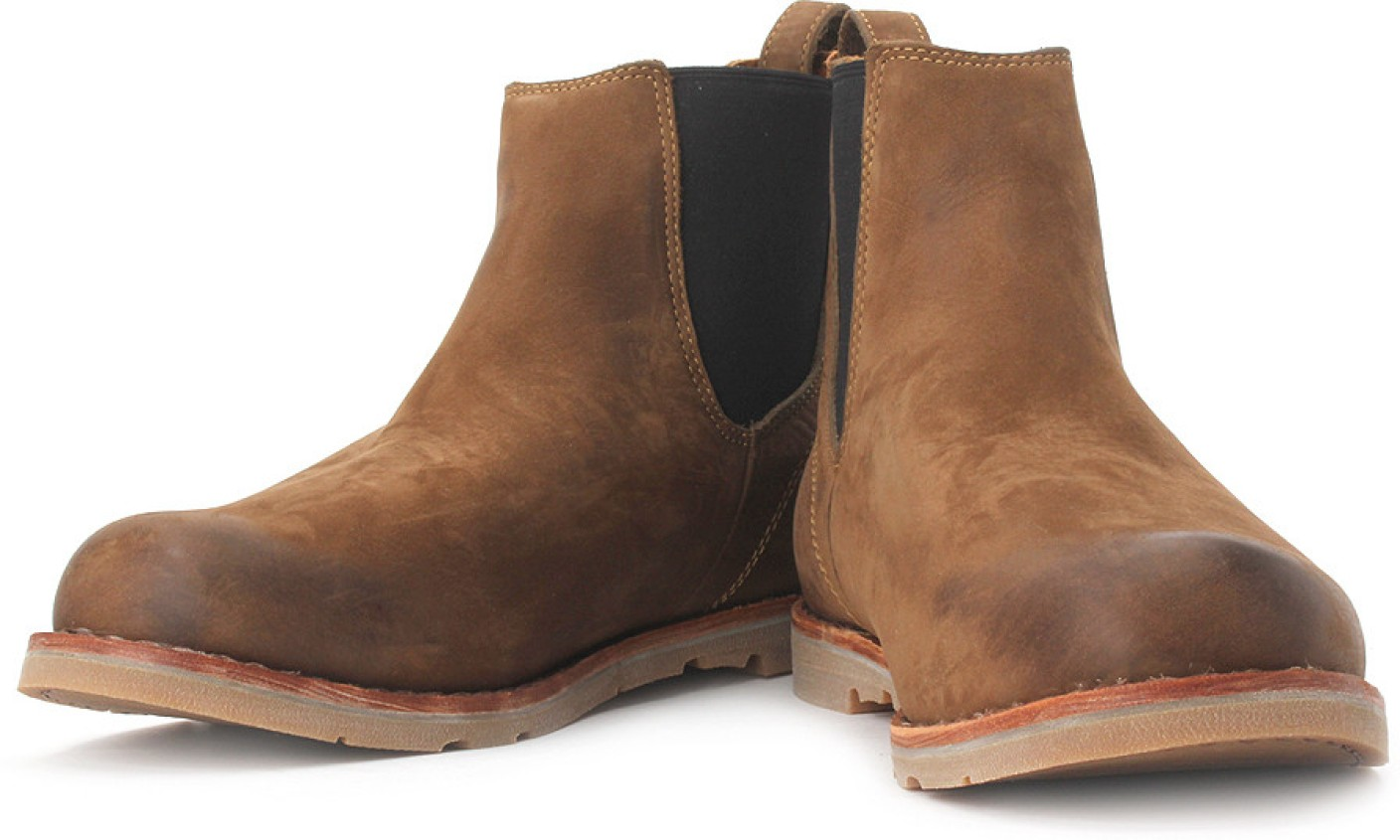 Timberland Black Shoes India