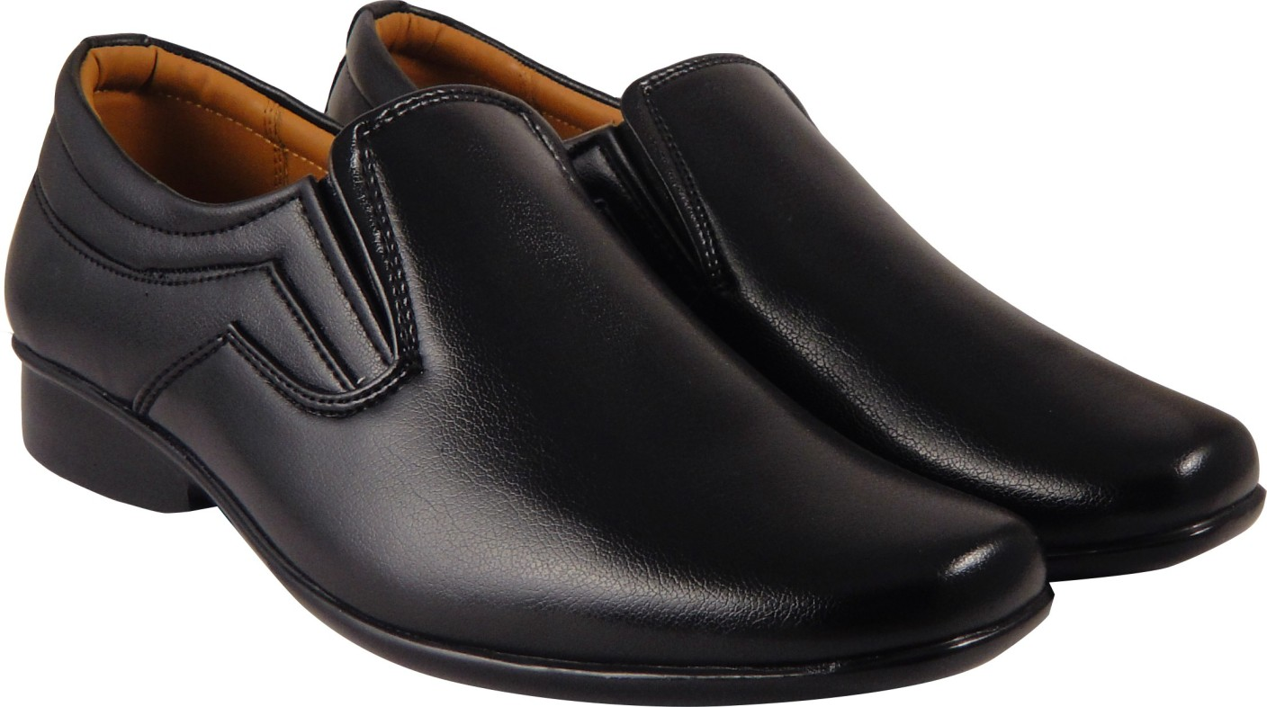 Action Synergy Leather Shoes