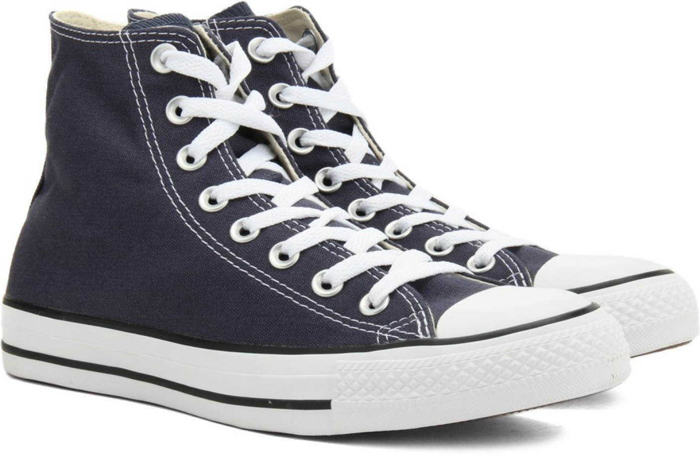 High Ankle Canvas Shoes Online