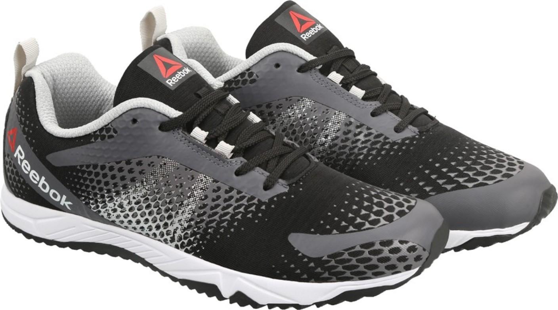 reebok blaze run 10 running shoes for men buy blackash