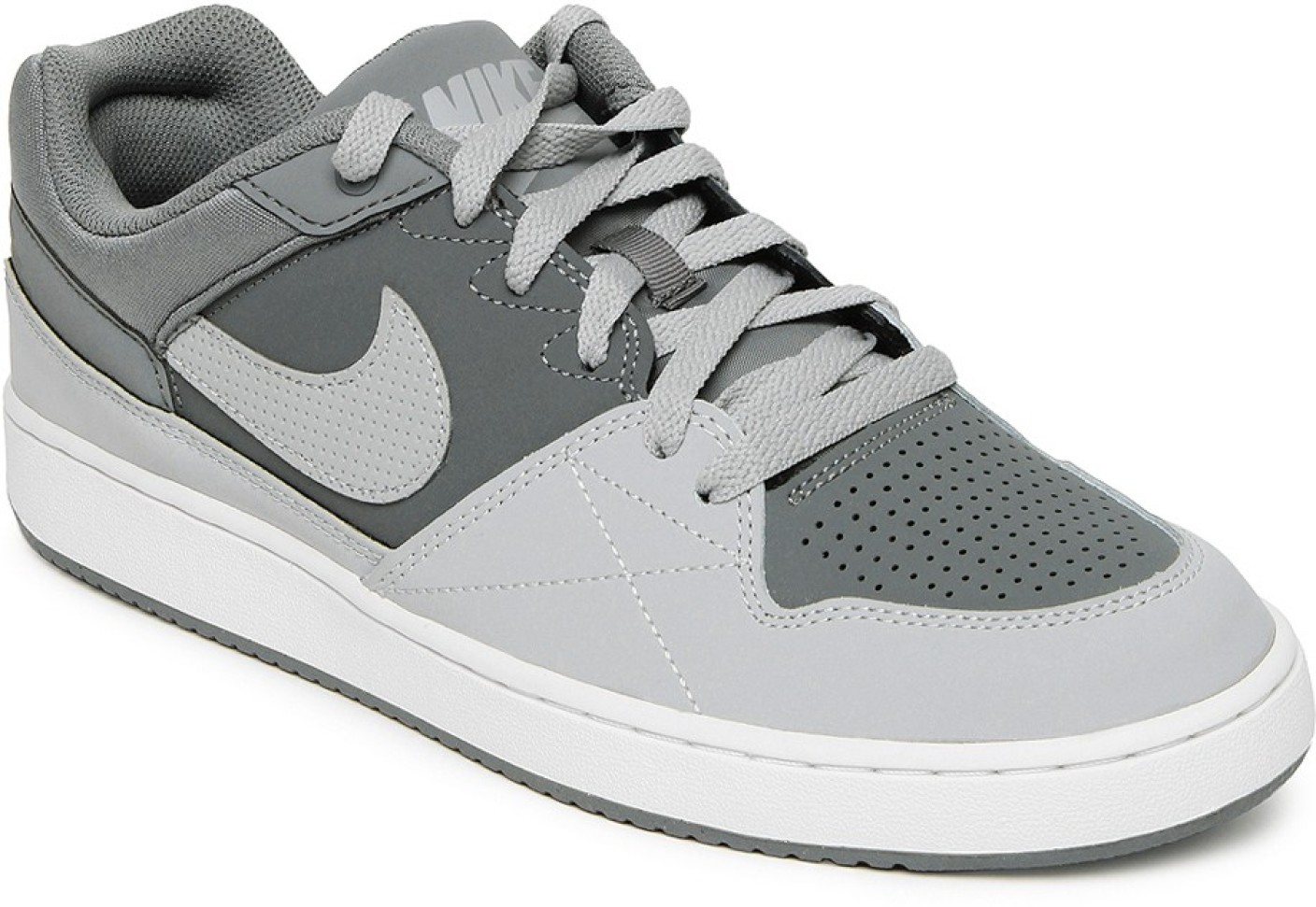Nike Priority Low Casual Shoes For Men - Buy COOL GREY ...
