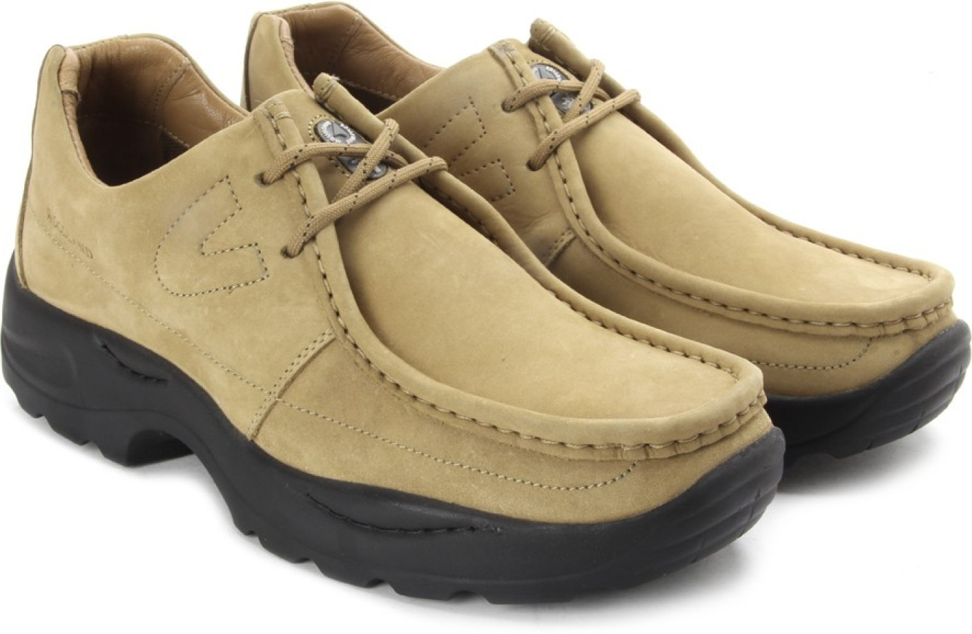 Woodland Men Outdoor Shoes For Men - Buy CAMEL Color ...