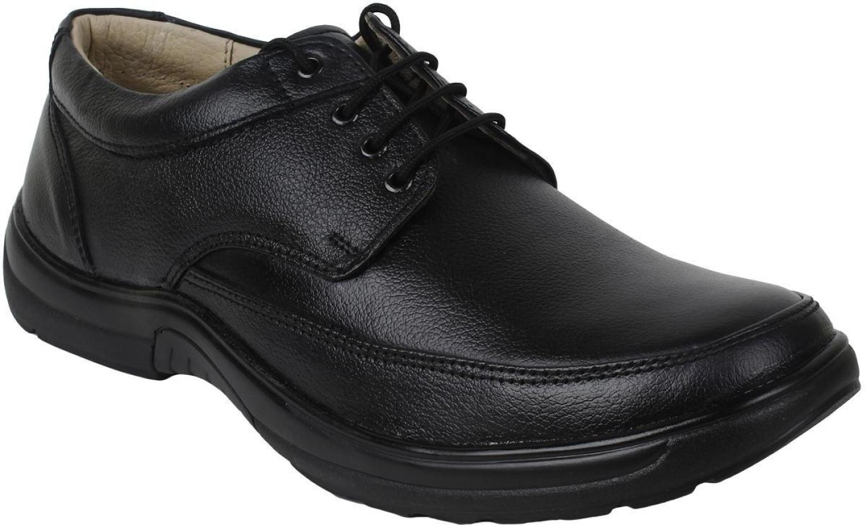 Seeandwear Leather Formal Shoes