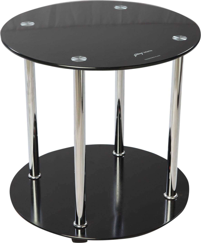 Godrej Interio Glide Glass Corner Table Price in India Buy