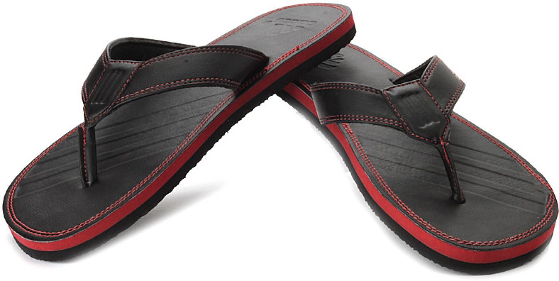 Adidas Brizo Flip Flops - Buy Black, Red Color Adidas -8989