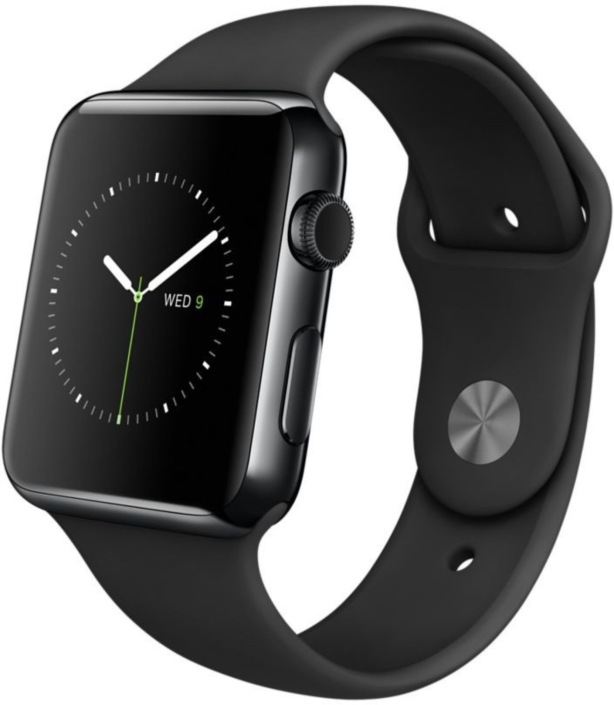 Apple Watch 42 mm Space Black Stainless Steel Case with
