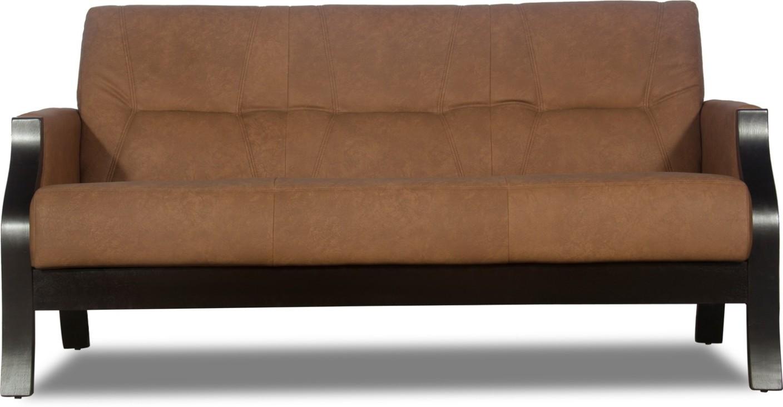 Godrej Interio Milos Leather 3 Seater Sofa Price In India