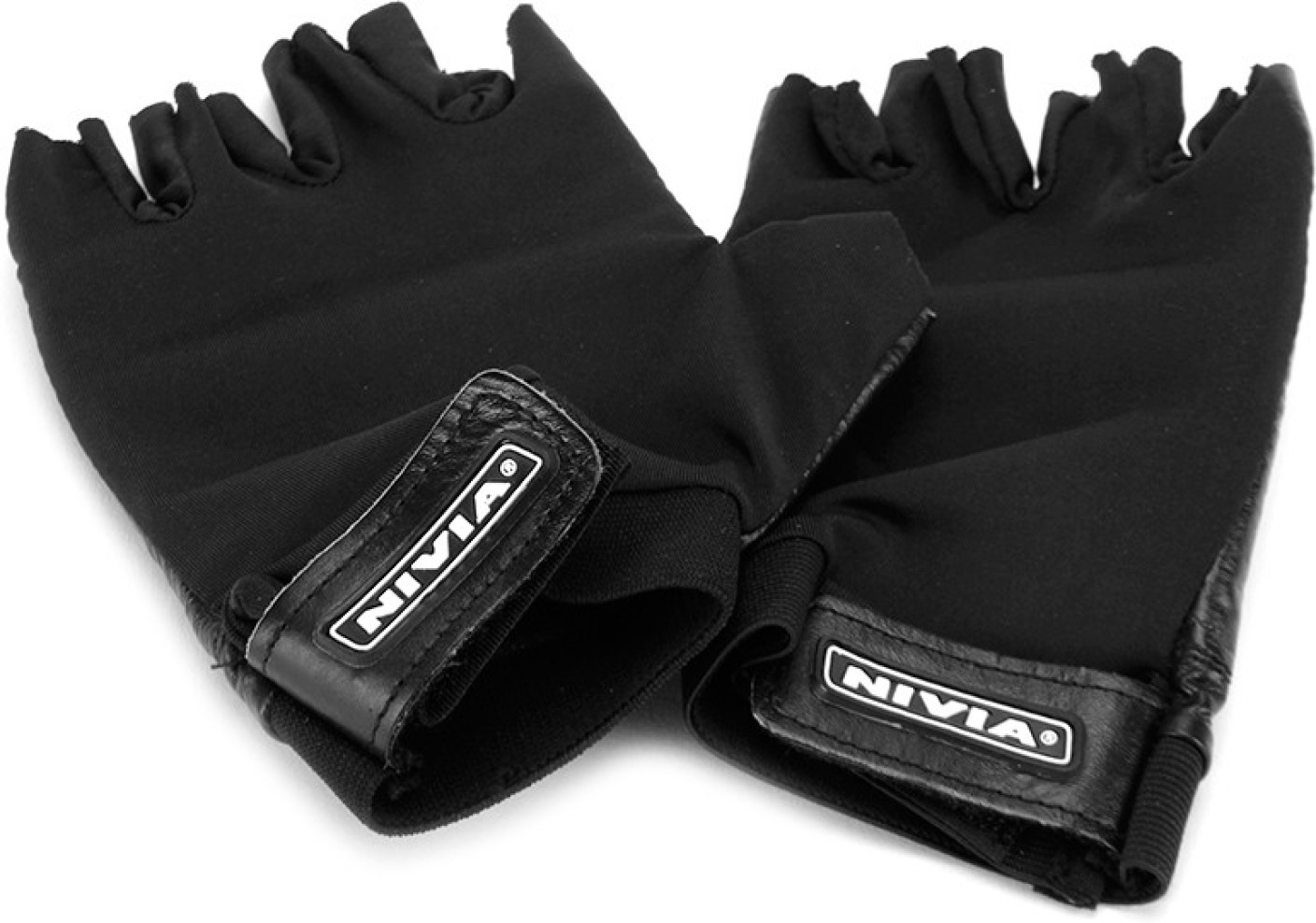 Nivia gym dragon fitness gloves l multicolor