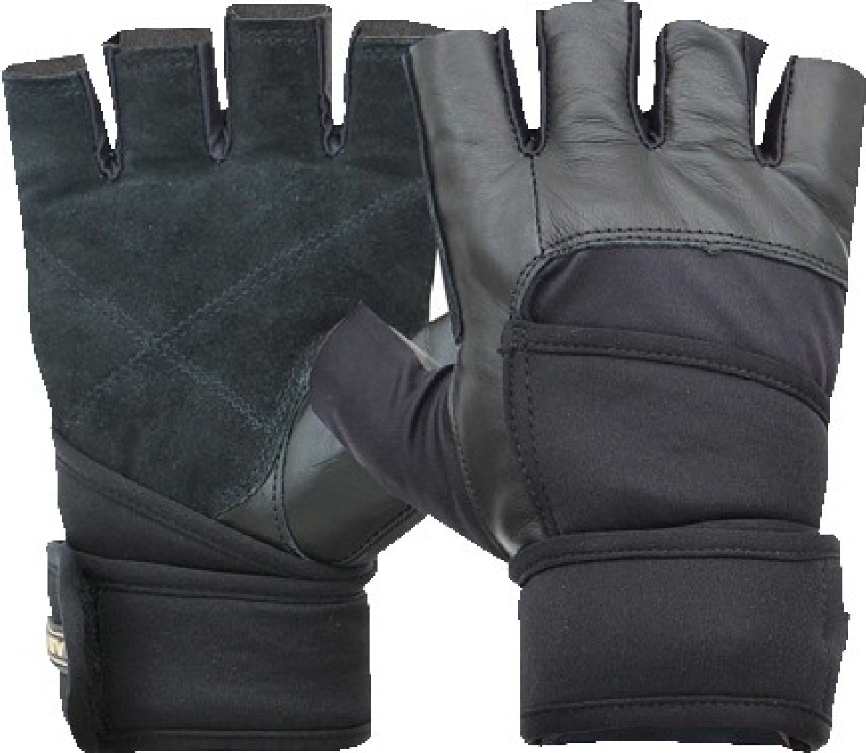 Hand Wrap Gloves Nivia Pro Wrap Gym Gym Fitness Gloves L Black Buy Nivia Pro